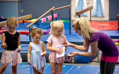 Recreational Gymnastics Coaches
